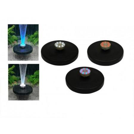 Плавающая подсветка с насосом AquaFall PJ-LR-48C 3W LED (BGW) разноцветная