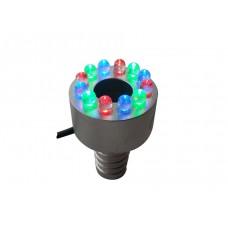 Светильник для фонтана кольцевой AquaFall LR-B12C 1,5W LED (RGB) разноцветный