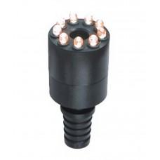 Светильник для фонтана кольцевой AquaFall LR-WS9 R 2W LED красный