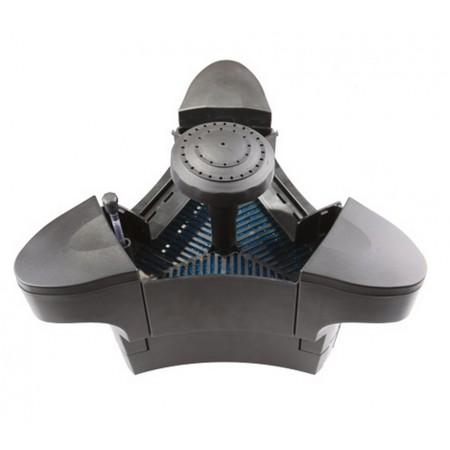 Скиммер фонтан для пруда AquaFall CSP-2500 30 m² насос 2500 l/h 45W