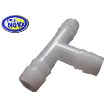 Тройник 8мм, пластик ANPP-3