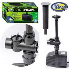 Насос для пруда AquaNova NP-1000 л/ч (в к-те фонтанные насадки)