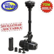 Насос для пруда AquaNova NCM-8000 л/час Fountain