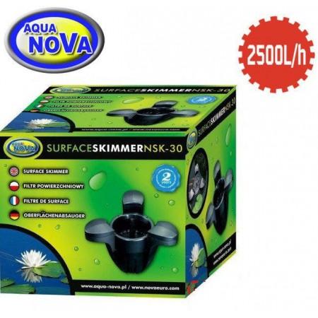 Скиммер для прудов и водоёмов AquaNova NSK-30