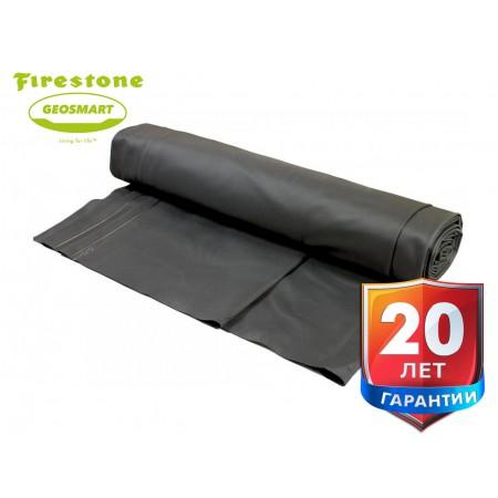 Бутилкаучуковая пленка Firestone GeoSmart EPDM 0,8 мм ширина 3 м