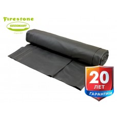 Бутилкаучуковая пленка Firestone GeoSmart EPDM 0,8 мм ширина 15 м