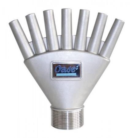 Фонтанная многоструйная насадка/форсунка Finger Nozzle 7-15E