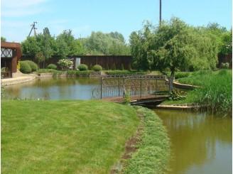 Благоустройство природного озера смт Дахновка