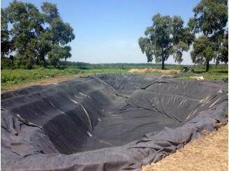 Изоляция резервуара для воды с элементами декора с. Гопчица