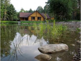 Реабилитация природного озера, кооператив Филин г. Вышгород