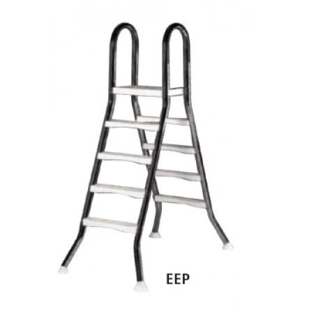 Лестница 3+3 ступ.(для сборных наземных бассейнов h=1,0 м)