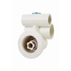 Гидромассажная форсунка направляющая, наружный диаметр 90 мм