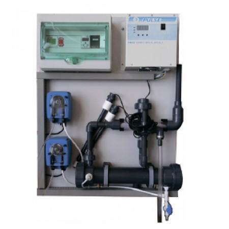 Компактная электролизная установка КЭУ-300, 300 г хлора в час