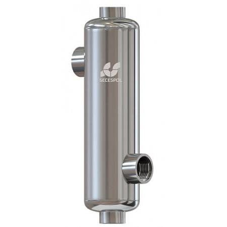 Теплообменник B500.FF 145кВт трубчатый