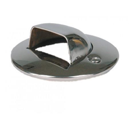 Верхняя часть форсунки Fitstar с боковым выходом (широкая ракушка) с прижимным фланцем