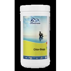 Chor Stopp (Хлор Стоп) 1 кг. Средство для быстрого снижения концентрации хлора в бассейне