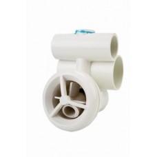 Гидромассажная форсунка вращающаяся, наружный диаметр 90 мм