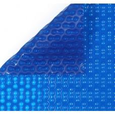 Солярное покрытие 400 микрон, синий линейный метраж, ширина 3 м