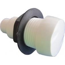 Воздухорегулятор белый-VHY