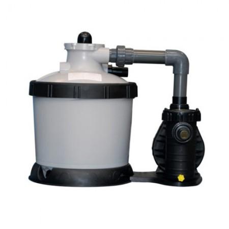 P-GFI 500 фильтрационная группа, 11 м3 / ч, серый
