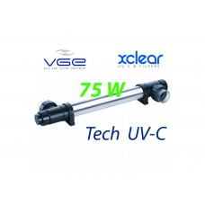 Комплект лампы UV-C XClear Budget Tech 75 Watt