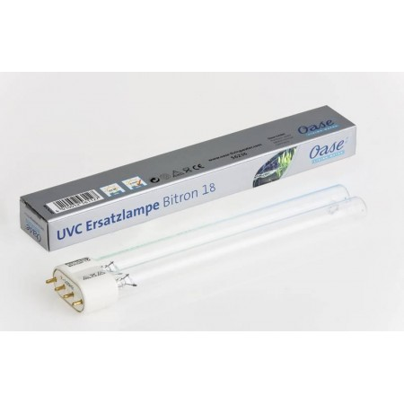Сменная УФ-лампа UVC 18 Вт OASE