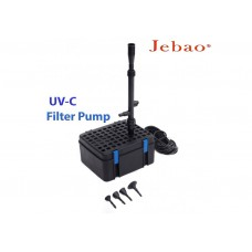 Фильтр подводный UFP-2000 с УФ лампой 11Вт