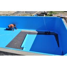 Создание,установка, гидроизоляция бассейнов