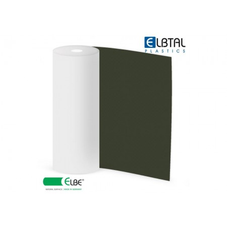 Плёнка ПВХ Exclusive Natural SUPRA , цвет: темно-зеленый (578), армированная, толщина 1.5мм, ширина 2м, длина рулона 25м