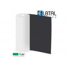 Плёнка ПВХ для искусственных водоёмов, черная, толщина 1.0 мм, ширина 2 м