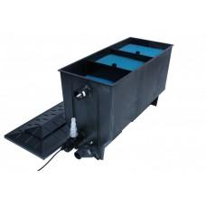 Фильтр 3-х камерный Chamberfilter 220L/20m3 с UV-C лампой 40W