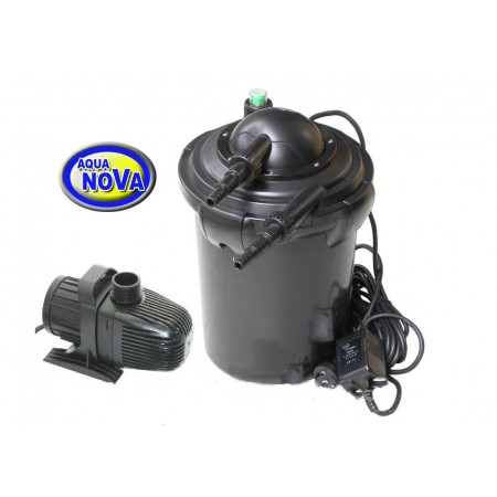 Фильтровальный комплект для пруда AquaNova 10000