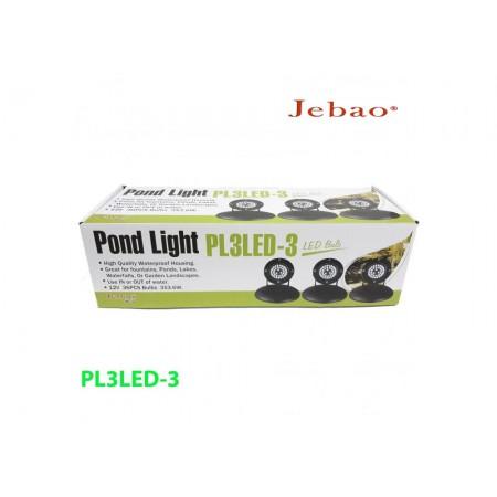 Светильник для пруда PL3LED3