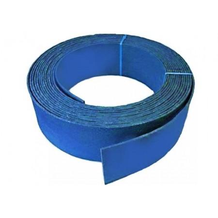 Кромка формообразующая пластик РР 5мм х 140мм длиной 24м