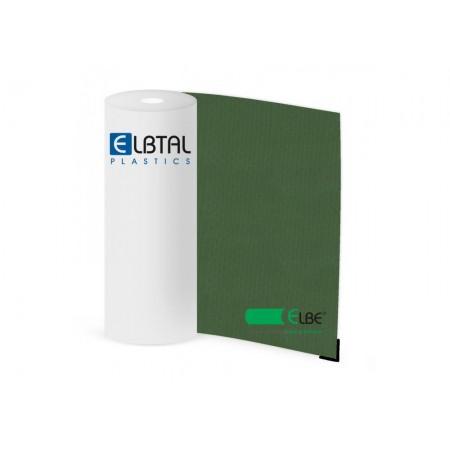 Плёнка ПВХ для искусственных водоемов, зеленая (лиц.сторонв) / черная (обратная), армированная, толщина 1.5мм , ширина 2м