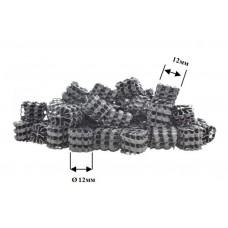Бионаполнитель (биозагрузка) Helix Ø12х12 черный