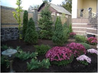 Проектирование, планировка и озеленение садового участка г. Черкассы