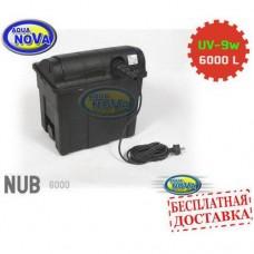 Проточный фильтр AquaNova NUB-6000 УФ - лампа 9W