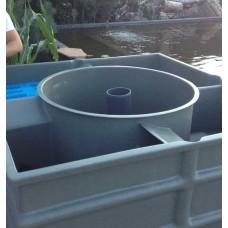 Проточный фильтр для пруда Center-Vortex 80 000
