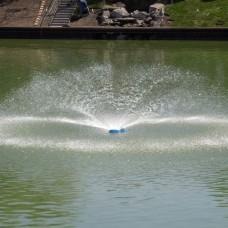 Распыляющий фонтан аэратор 0,75кВт/220В