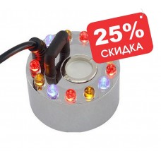 Генератор тумана AquaFall DN-24 24W (9 LED RGB) цветной