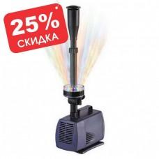 Насос для фонтана с подсветкой AquaFall LED-10000FP 6500l/h 100W