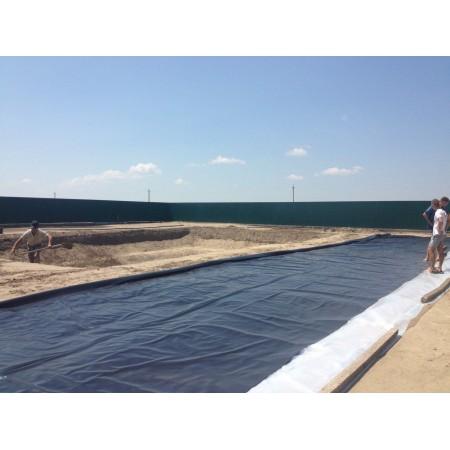 Пленка пвх для прудов 1мм IZOFOL Польша (большие размеры)
