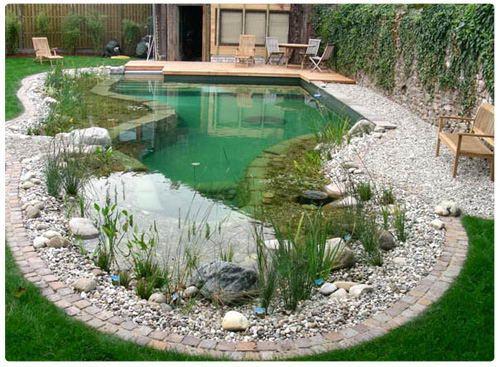 Плавательные пруды